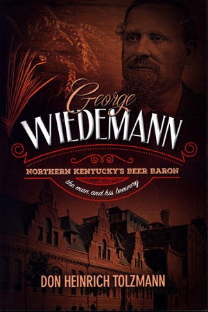 Cover of George Wiedemann Book