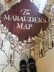 Standing on the Marauder's Map