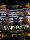 Theatre entrance for Harry Potter and the Cursed Child play