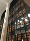 British Library stacks