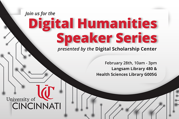 digital humanities speaker series