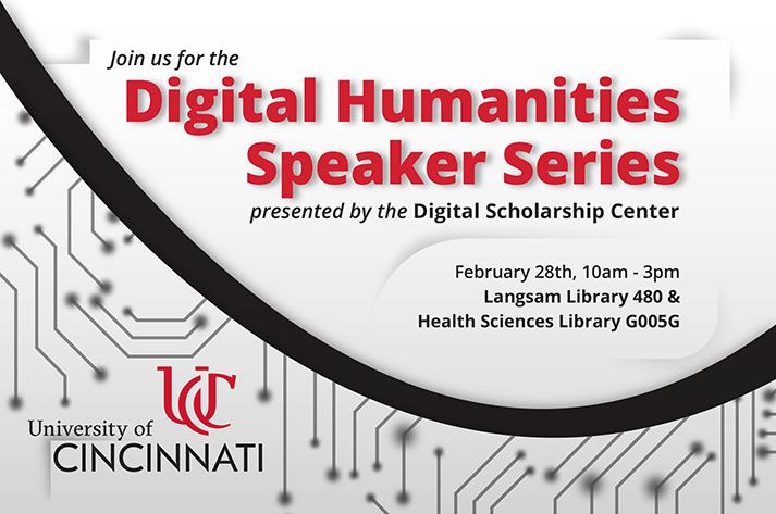 digital humanities speaker series