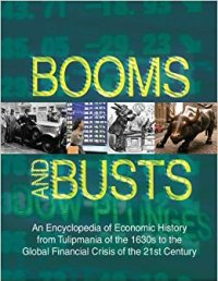 Booms and Busts book cover