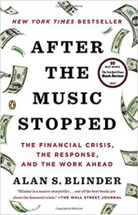 After the Music Stopped book cover