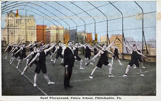 Roof Playground in Philadelphia