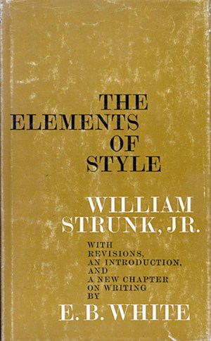 Strunk Cover