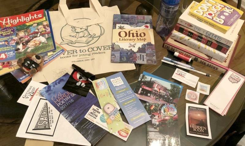 Swag and book haul