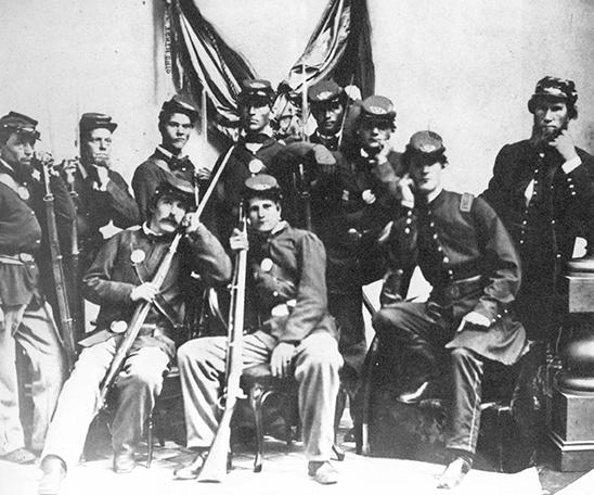 10th Ohio Volunteer Regiment