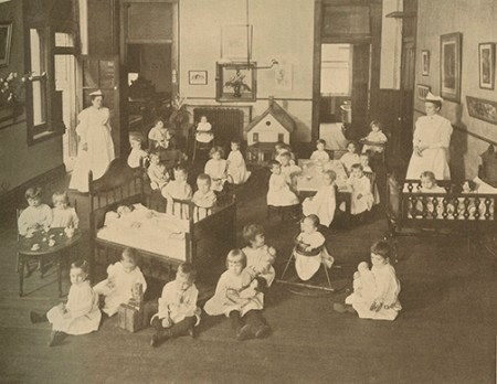Day School, Children's Home of Cincinnati