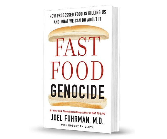 Fast Food Genocide book cover