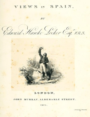 Title Page, Edward Locker
