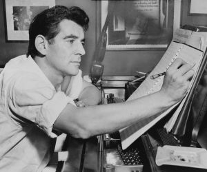 Leonard Bernstein as composer