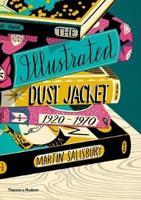 Illustrated Dust Jacket book cover