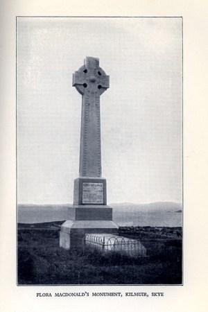 Flora MacDonald Monument