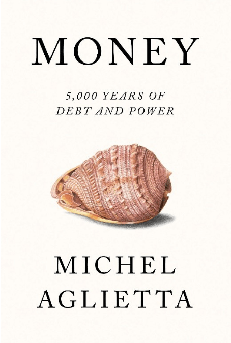 Money book cover