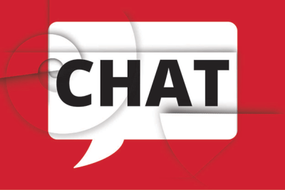 chat graphic