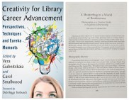 collage of book cover and first page of book chapter
