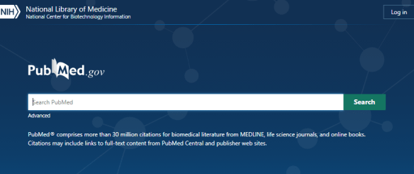 Image-New PubMed home page