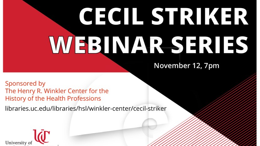 cecil striker webinar series graphic