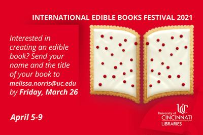 edible books graphic