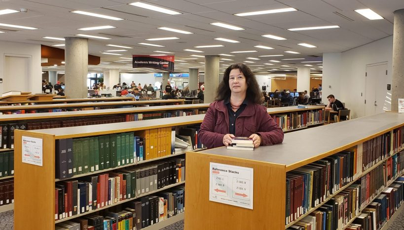 arlene johnson in langsam library