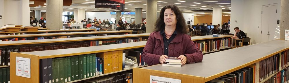 arlene johnson in langsam library