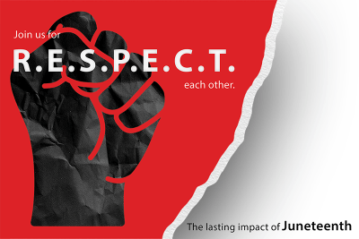 juneteenth event graphic