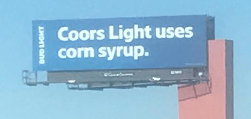 Craft beer advertising Beer Advertising False Advertising suit