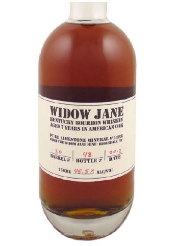 Widow Jane Bottle picture from complaint