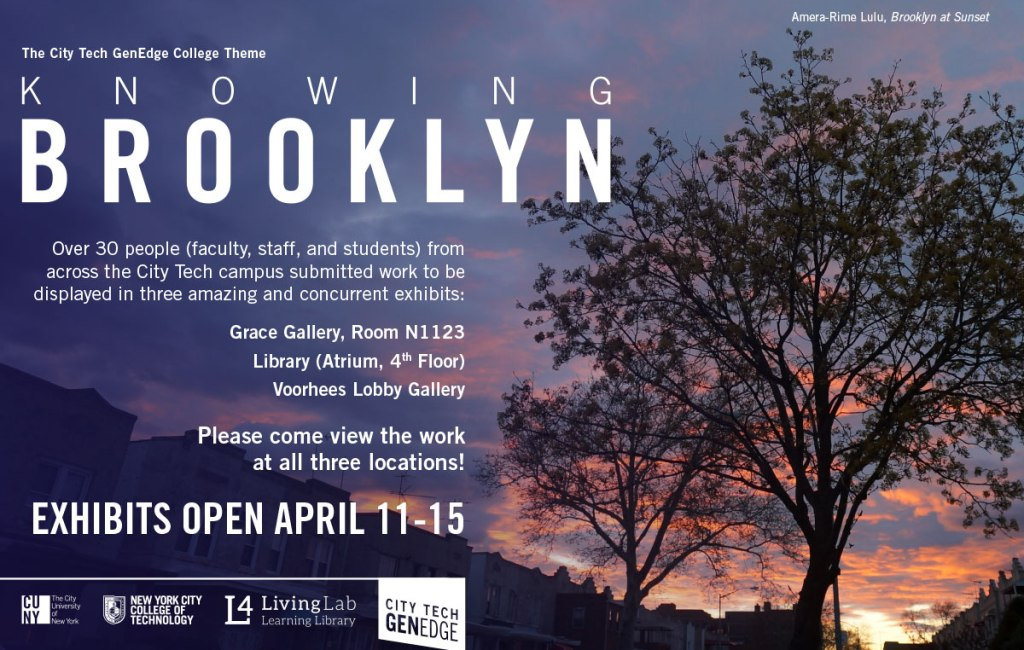 Knowing Brooklyn: GenEdge Spring 2016