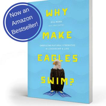 Why Make Eagles Swim? book