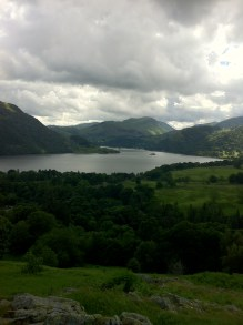 Ullswater, Lake District, Libby Page