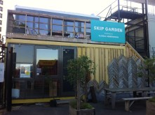 Skip Garden Kings Cross Libby Page
