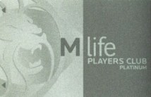 M Life Platinum Card