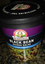 Right Foods black bean quinoa salad