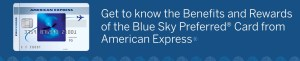 Blue Sky American Express