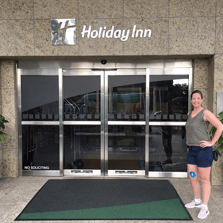 Holiday Inn Tampa Westshore With woman
