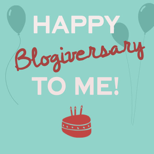 Looking Back on 5 Years of Blogging