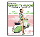 UniversityMotors
