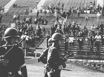 Right-wing terror - the Chilean coup 1973