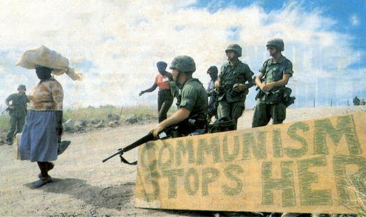 Image result for grenada 1983 newspaper images