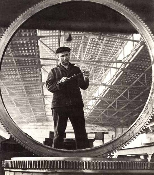 Textile Revolution Factory Industrial Worker