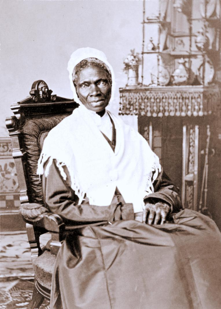 Sojourner Truth Daughter Sofia
