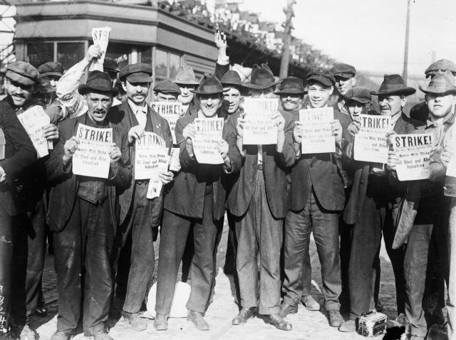 labor history September 22