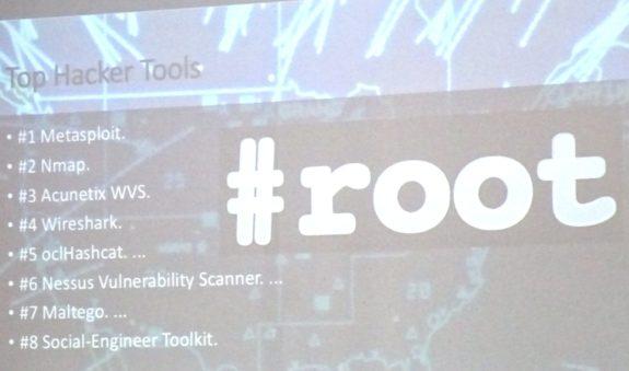 Top Hacker Tools