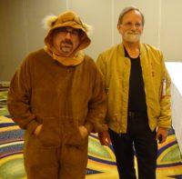 Frank Cervone (L) and Marshall Breeding (R)