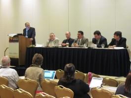 Panelists react to Unisphere's statistical findings
