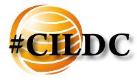 Please use #CILDC