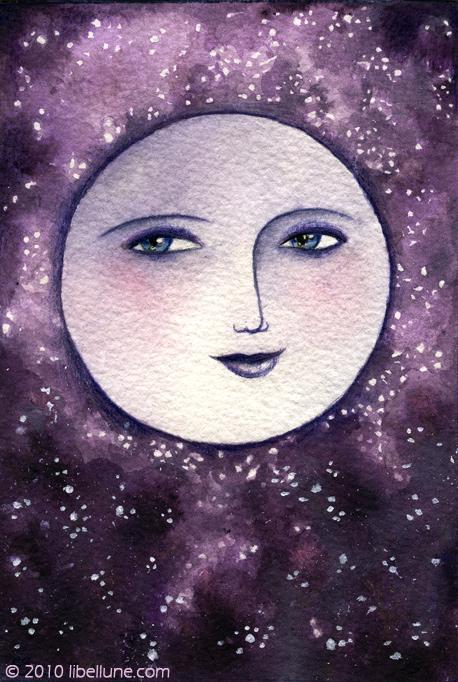 Moon par libellune.com