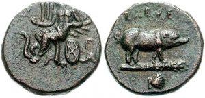 28. Eleusius